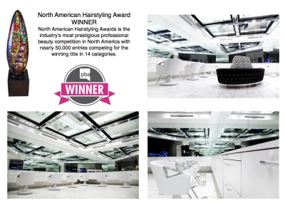 WINNER 2014 NAHA AWARDS