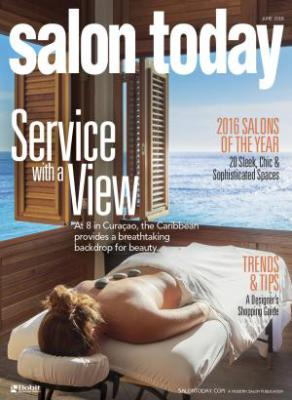 Salon Today Magazines Top 20 Salons for 2016