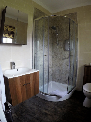 shower room for apartment Deveron.
