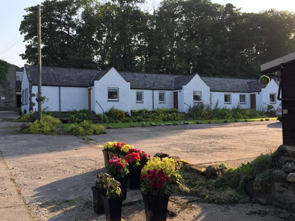 serviced apartments, Huntly, Aberdeenshire, Self catering