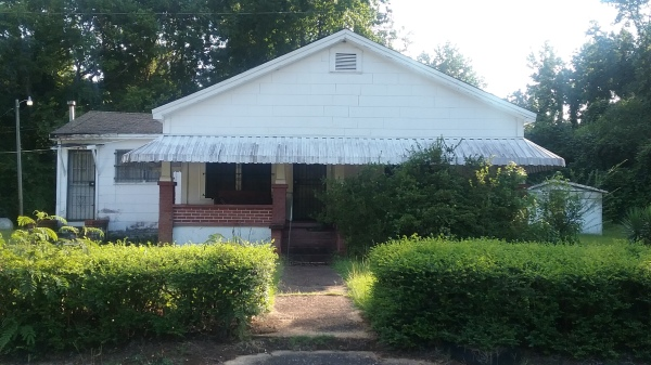 The Scott's Home