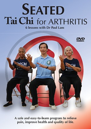 Tai Chi for Arthritis--Seated