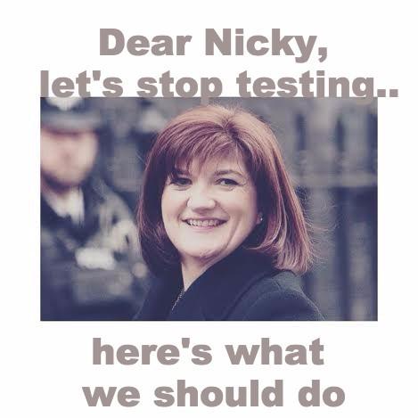 Dear Nicky,