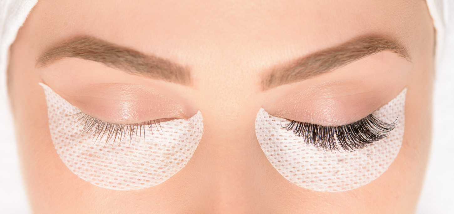 97449023ba3 Eyelash extensions are synthetic and made of a single polyester or silk  thread. They are glued on one by one to the natural lash creating  beautiful, ...