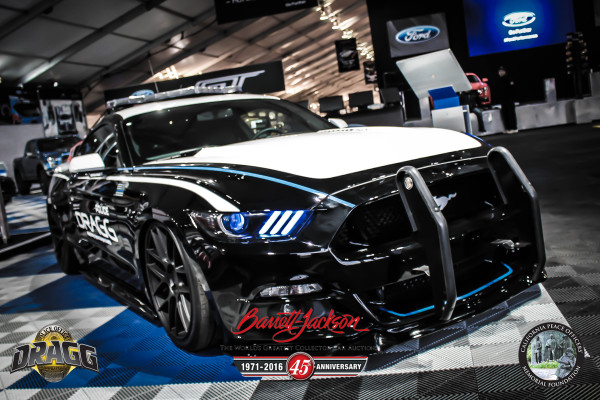 DRAGG at Barrett Jackson