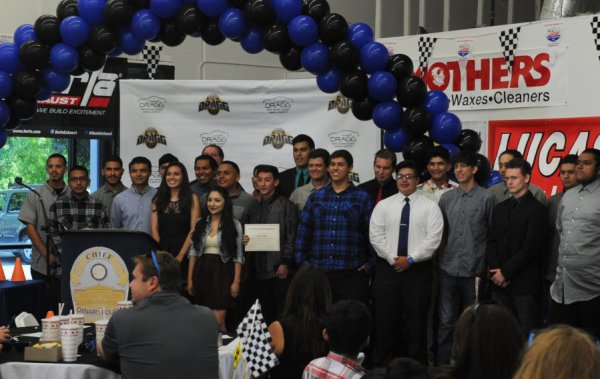 DRAGG Graduation 2016