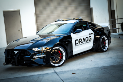 DRAGG Team Builds New Mustang