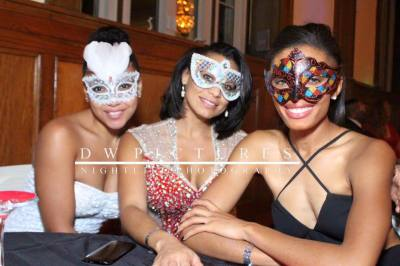 """Strangers in the Night"" Masquarade Ball"