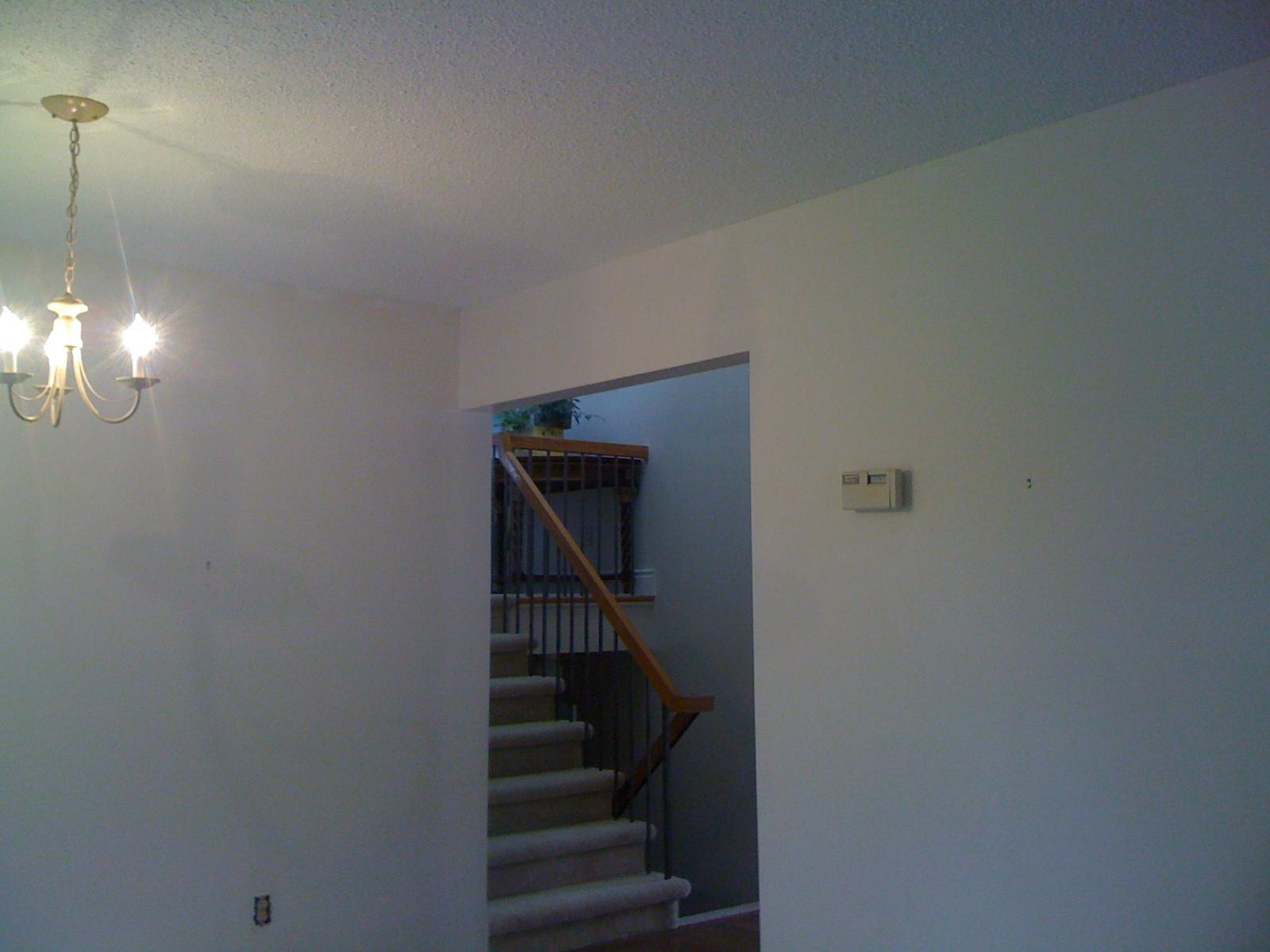 Primed room