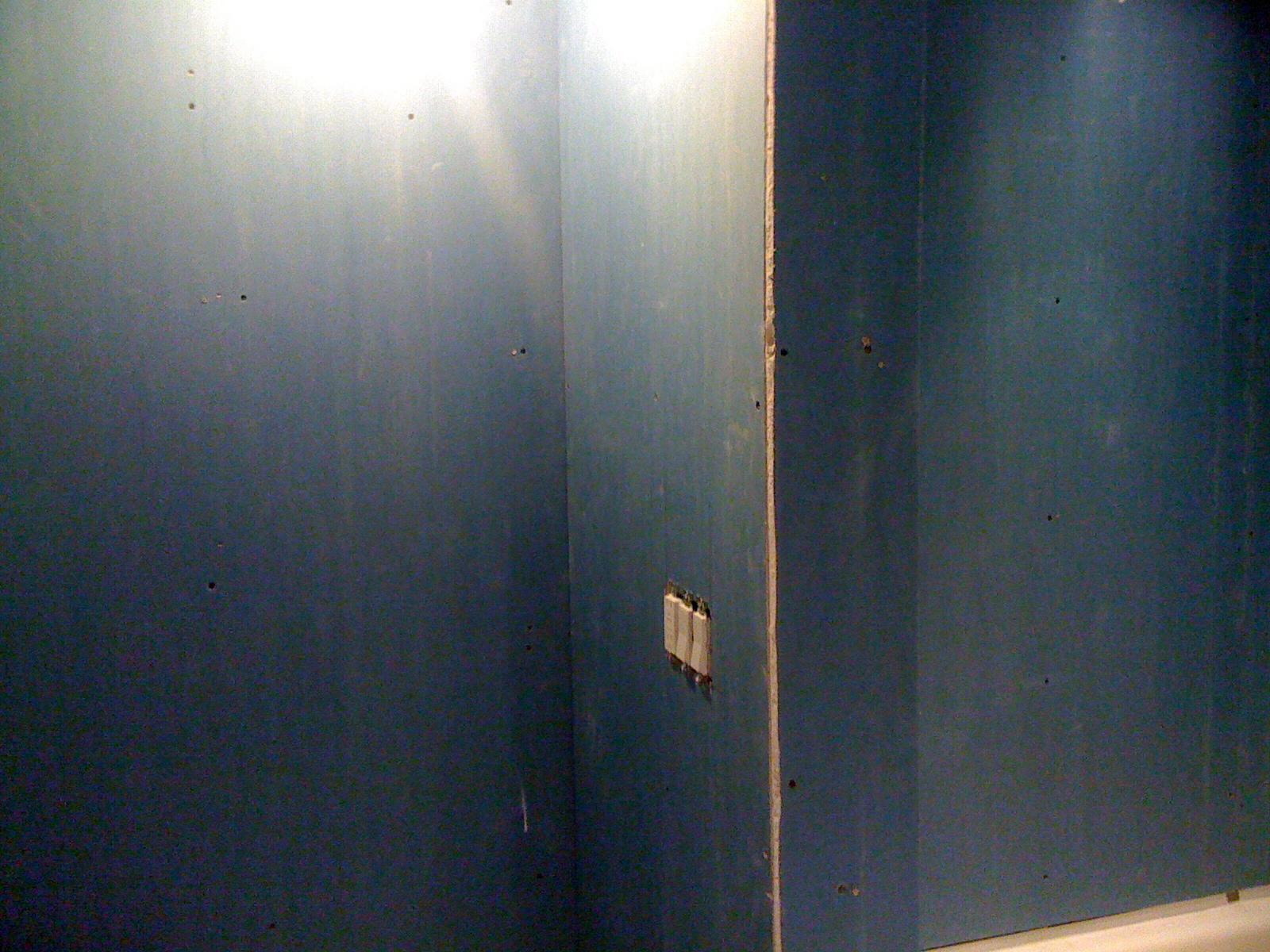 Water resistant drywall