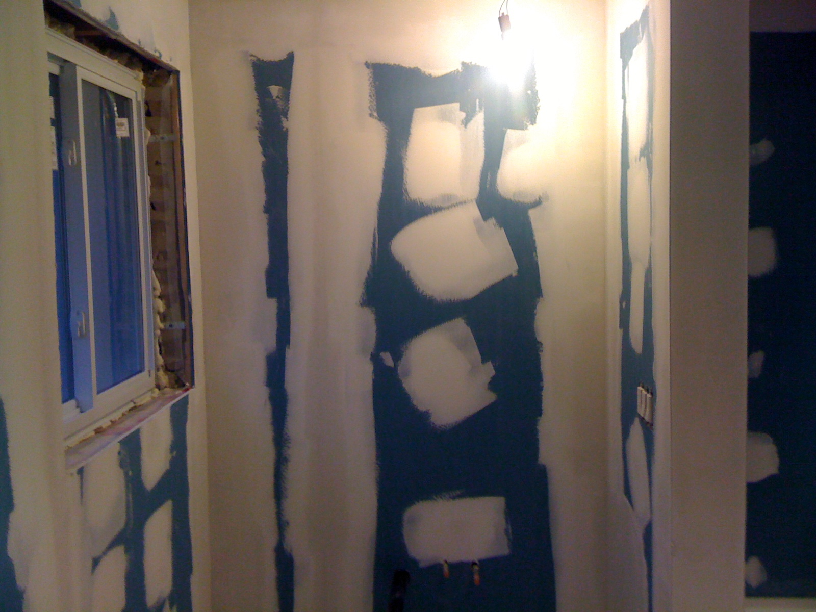Drywall Plastered