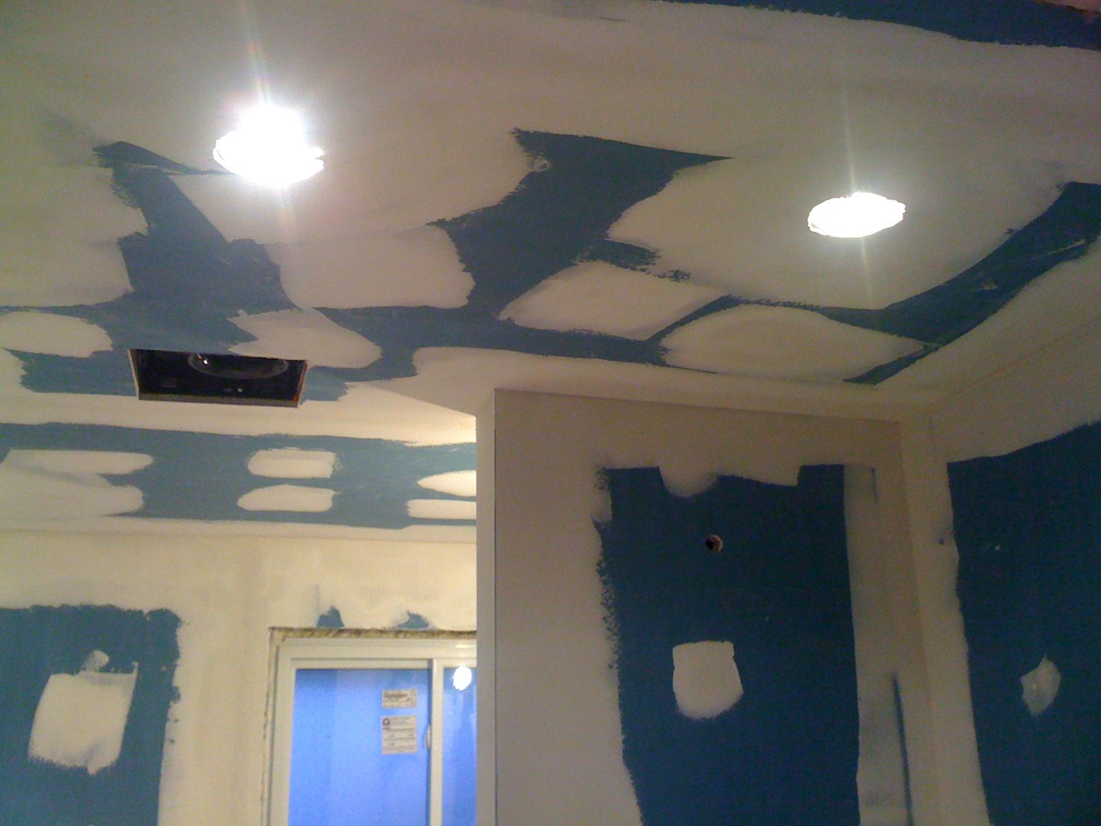 Drywall Plastered