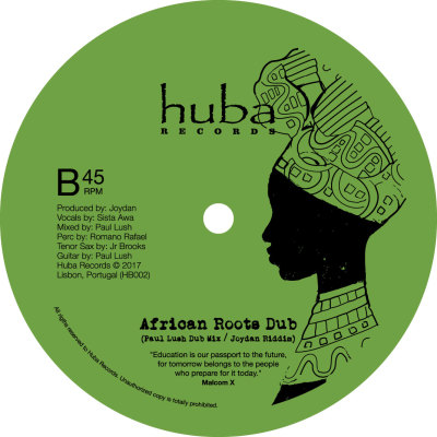 B SIDE - ''African Roots Dub''