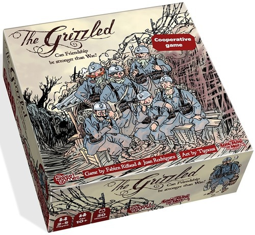Episode 6 - Pete Ruth, Board Games As Art, And The Grizzled Review