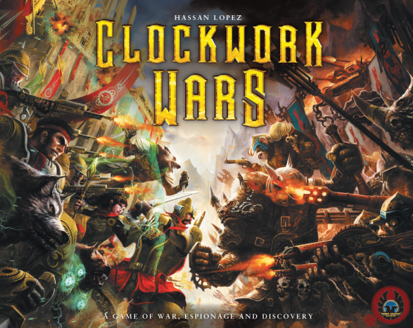 Episode 9 - Craig Cillessen and Clockwork Wars Review