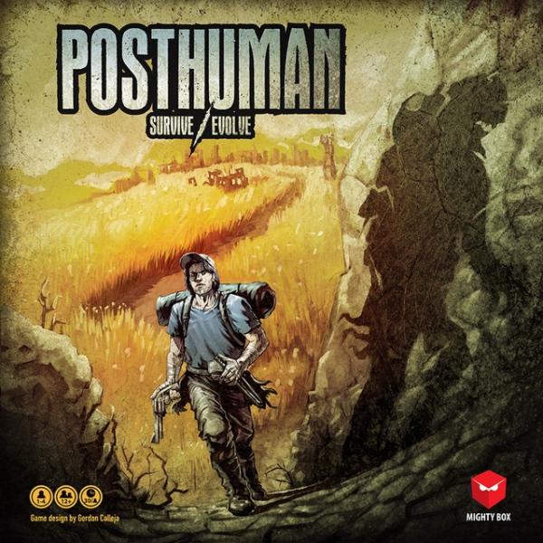 Raf reviews Posthuman