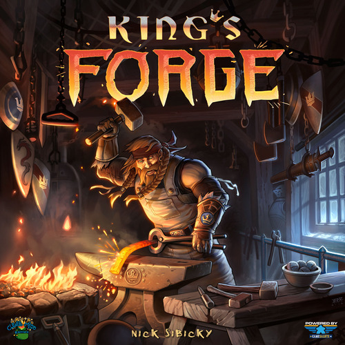 Raf reviews King's Forge