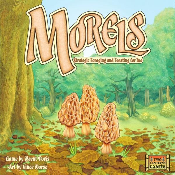 Calvin's Corner - Morels