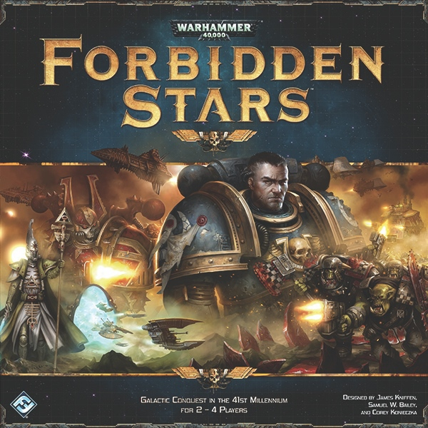 Episode 16 - Calvin Wong and Forbidden Stars Review