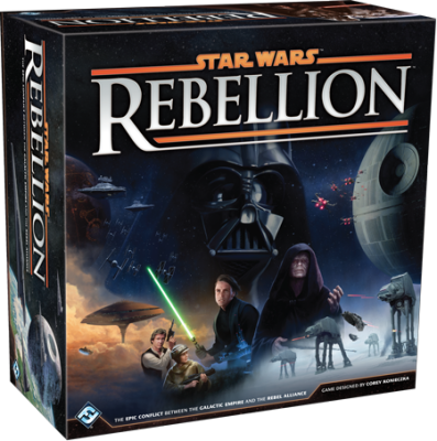 Episode 18 - Small Games, COIN Games, And Star Wars: Rebellion Review