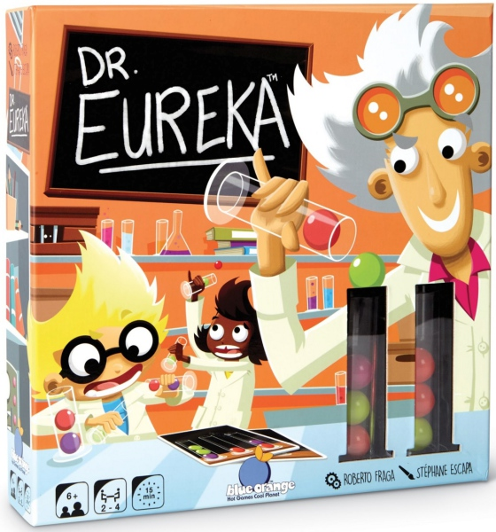 Dr. Eureka - Not a Game for Charlie