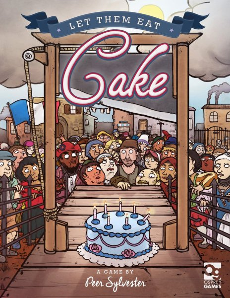 Charlie's Take - Let Them Eat Cake