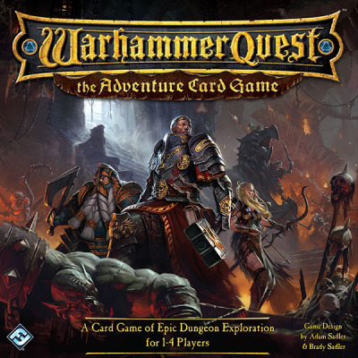 Charlie's Take - Warhammer Quest: The Adventure Card Game
