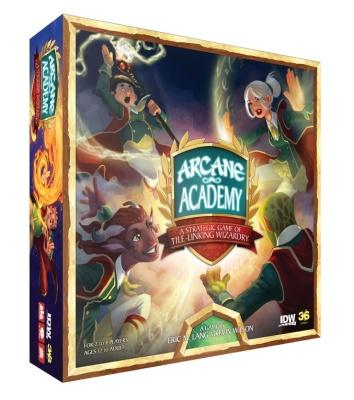 Raf Reviews - Arcane Academy
