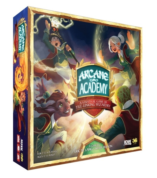 Raf Reviews - Arcane Academy
