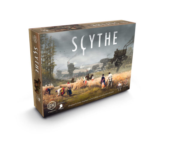 Episode 31 - Scythe Review with Calvin Wong