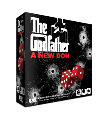 Raf Reviews - The Godfather: A New Don