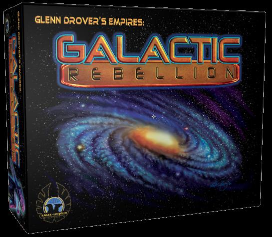 Raf Reviews - Empires: Galactic Rebellion