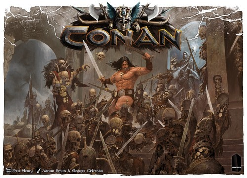 Charlie's Take - Conan