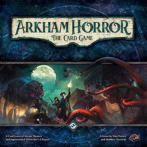 Raf Reviews - Arkham Horror: The Card Game