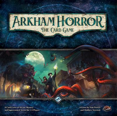 Raf Reviews - Arkham Horror: The Card Game
