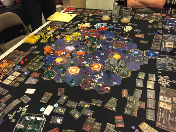 Painting Twilight Imperium - Part 1