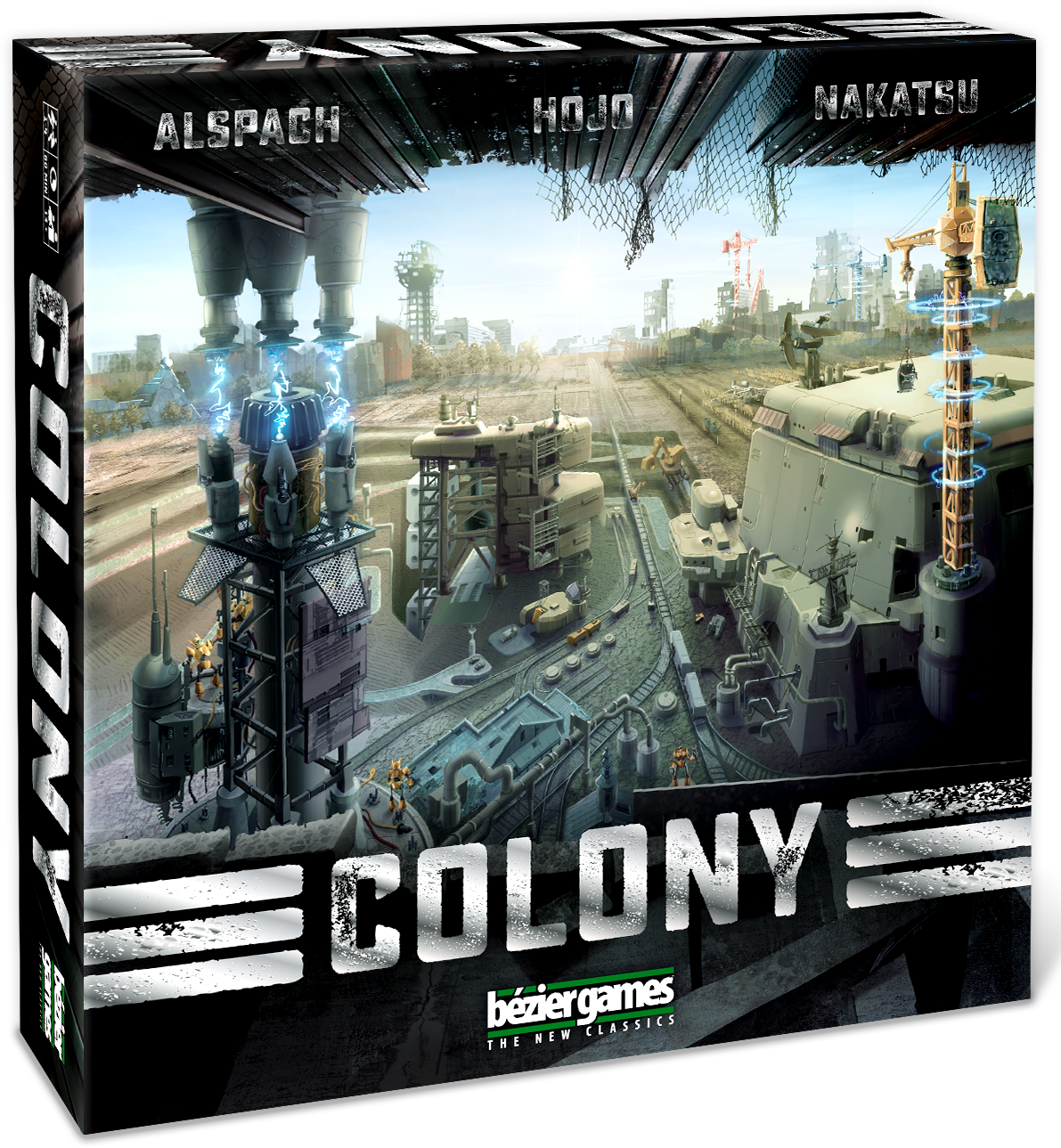 A dice game that insists on the removal of luck: Why Colony is one