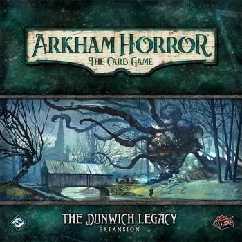 Raf Reviews - Arkham Horror: The Card Game - Dunwich Legacy Expansion