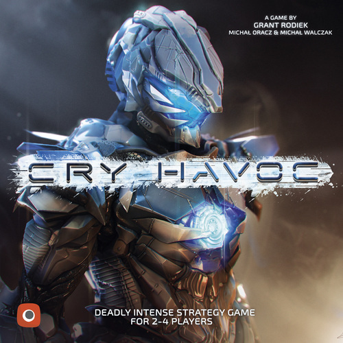 Raf & Calvin Review Cry Havoc