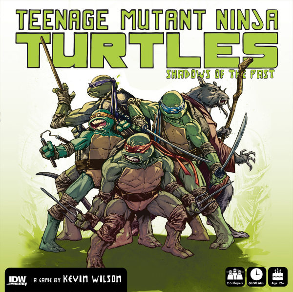 Episode 35 - Teenage Mutant Ninja Turtles: Shadows of the Past Review