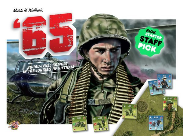 Charlie's Take - '65: Squad-Level Combat in the Jungles of Vietnam
