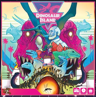 Dinosaur Island Interview