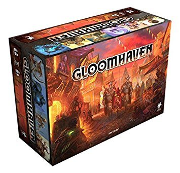 Episode 40 - Isaac Childres and Gloomhaven