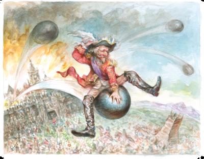 Raf Reviews - The Extraordinary Adventures of Baron Munchausen