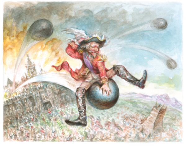 Raf Reviews - The Extraordinary Adventures of Baron Munchausen