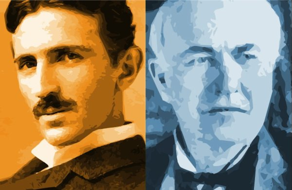 Raf Reviews - Tesla vs. Edison Duel