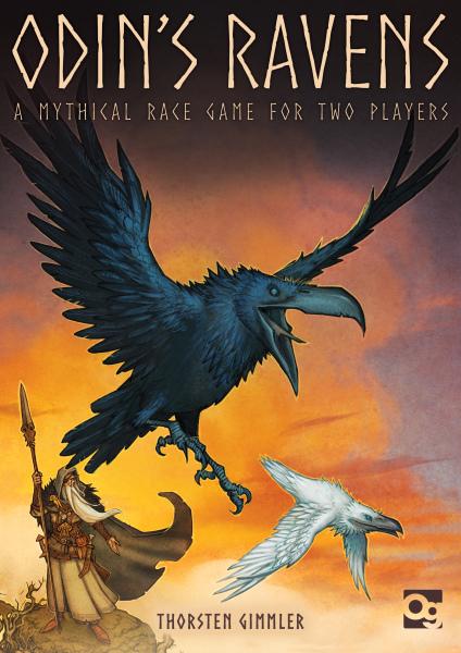 Calvin's Corner - Odin's Ravens