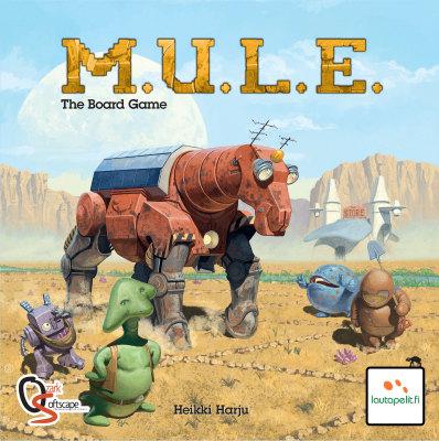 Charlie's Take - M.U.L.E.