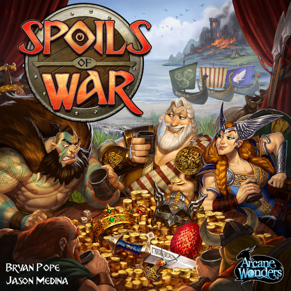 Raf Reviews - Spoils of War