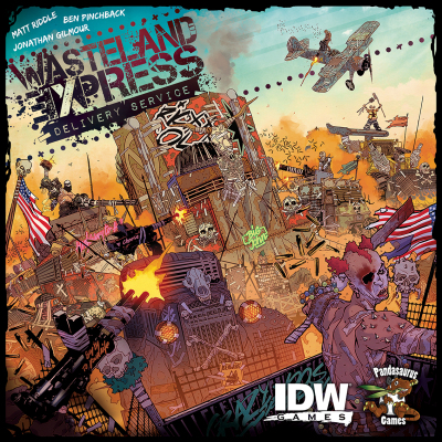 Episode 46 - Wasteland Express Delivery Service Review
